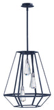 Silhouette LED-Single Pendant