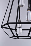 Silhouette 3-Light LED Pendant