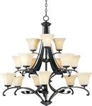 Oak Harbor-Multi-Tier Chandelier