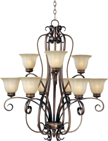 Fremont-Multi-Tier Chandelier