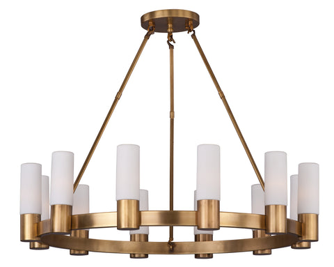 Contessa-Single-Tier Chandelier