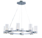 Silo-Single-Tier Chandelier