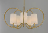 Meridian 5-Light Chandelier