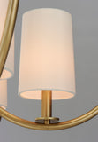 Meridian 7-Light Chandelier