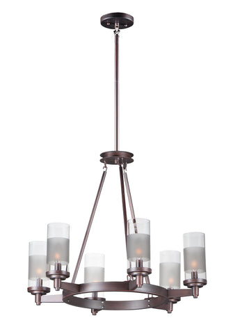 Crescendo-Single-Tier Chandelier