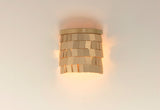 Glamour 2-Light Wall Sconce