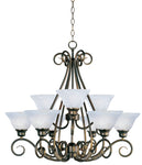 Pacific-Multi-Tier Chandelier