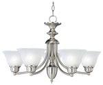 Malaga-Single-Tier Chandelier
