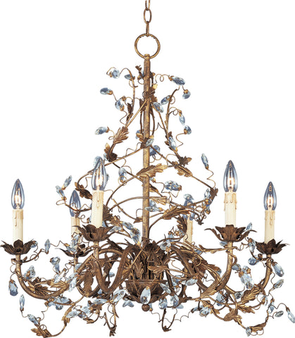 Elegante-Single-Tier Chandelier