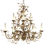Elegante-Multi-Tier Chandelier