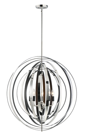 Radial-Multi-Light Pendant