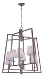 Swing-Single-Tier Chandelier