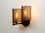 Caspian 2-Light Wall Sconce