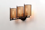 Caspian 3-Light Wall Sconce