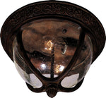 Knob Hill DC-Outdoor Flush Mount