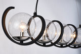 Curlicue 5-Light Pendant