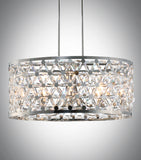 Cassiopeia 8-Light Oval Pendant