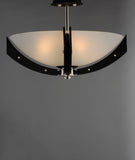 Merge 4-Light Semi-Flush Mount/Pendant