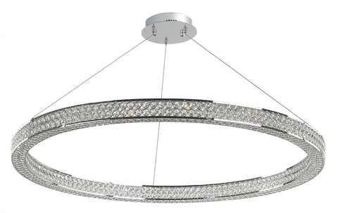 Eternity LED-Entry Foyer Pendant