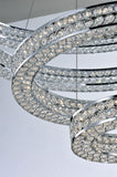 "Eternity 4 Tier 60"" LED Chandelier"