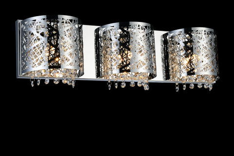 Eternity 3-Light Wall Sconce