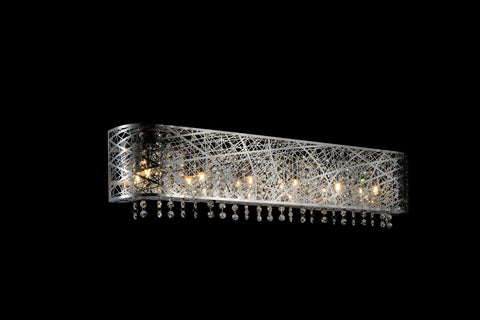Eternity 6-Light Wall Sconce