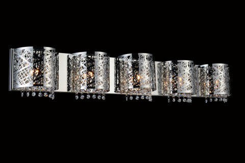 Eternity 5-Light Wall Sconce