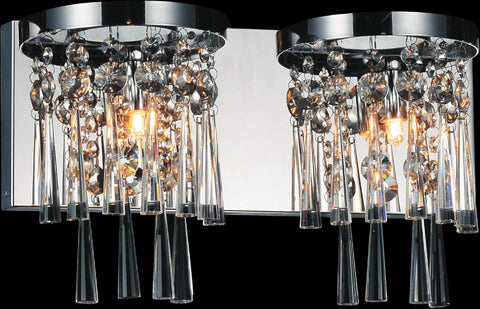 Blissful 2-Light Wall Sconce