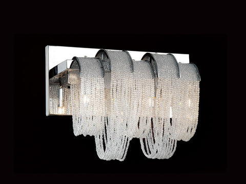 Engaged 3-Light Wall Sconce