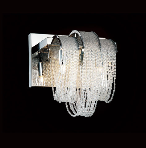 Engaged 2-Light Wall Sconce