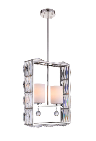 Squill 2-Light Chandelier