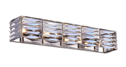 Squill 4-Light Wall Sconce
