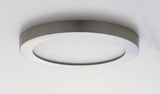 "Wafer 5"" RD LED Wall/Flush Mount 3000K"