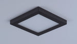 "Wafer 4.5"" SQ LED Wall/Flush Mount 3000K"