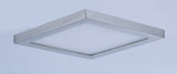 "Wafer 9"" SQ LED Wall/Flush Mount 3000K"