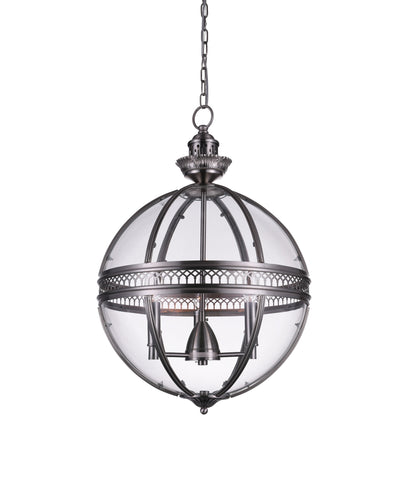 Lune 3-Light Pendant