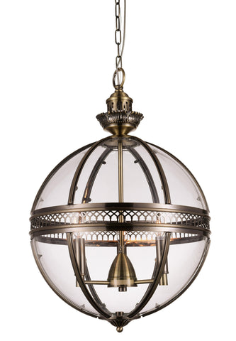 Lune 3-Light Chandelier