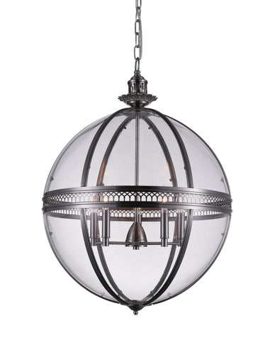 Lune 5-Light Chandelier
