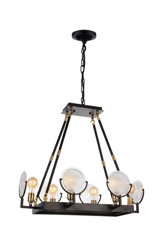 Bhima 6-Light Chandelier