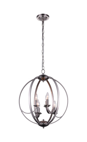 Hara 6-Light Chandelier