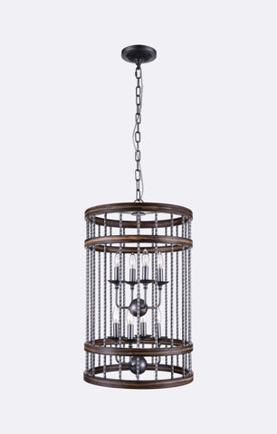 Dene 8-Light Chandelier