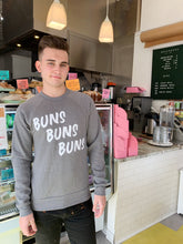 Load image into Gallery viewer, Unisex Buns Buns Buns Sweatshirts