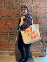 Load image into Gallery viewer, Buns Buns Buns Tote