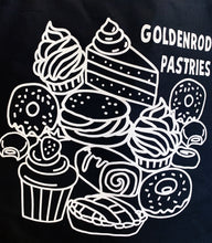 Load image into Gallery viewer, Goldenrod Pastries Pastry Tote