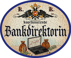Bankdirektorin