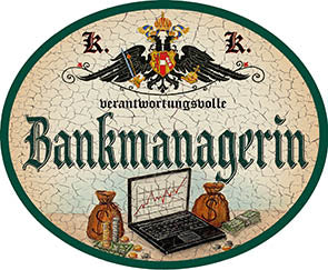 Bankmanagerin