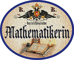 Mathematikerin