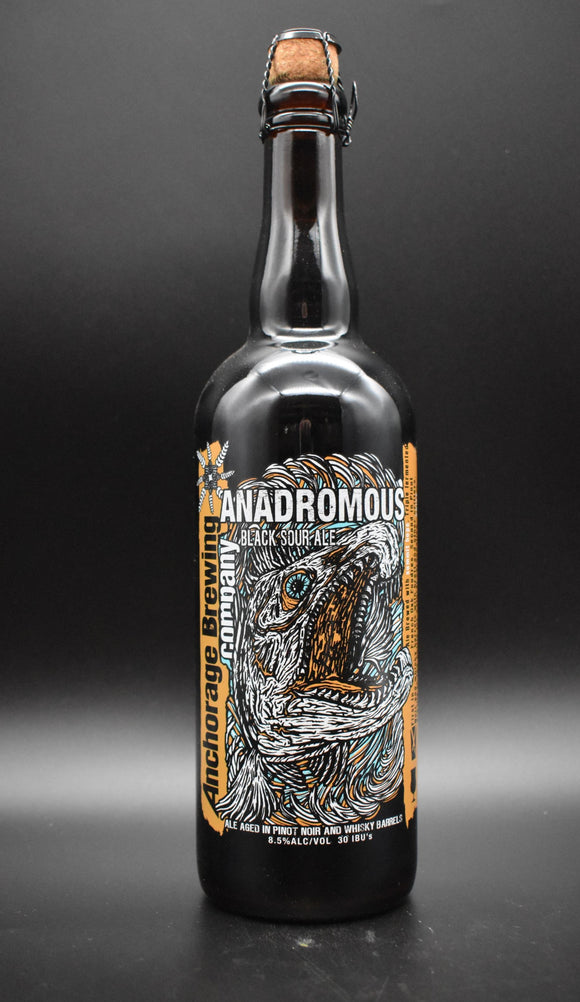 Anchorage - Anadromous