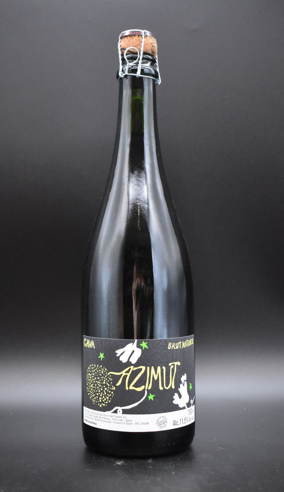 Azimut (Cellers de Can Suriol) - NV White Cava Brut Nature