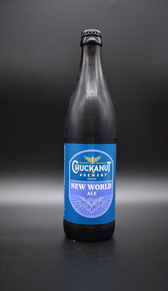 Chuckanut - New World Ale